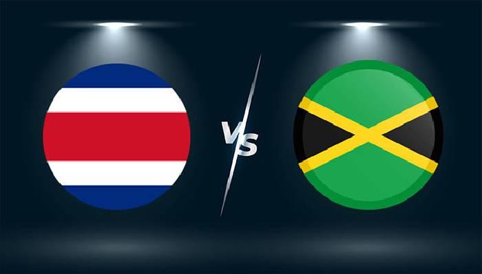 Link xem trực tiếp Costa Rica vs Jamaica, 06h00 ngày 21/07