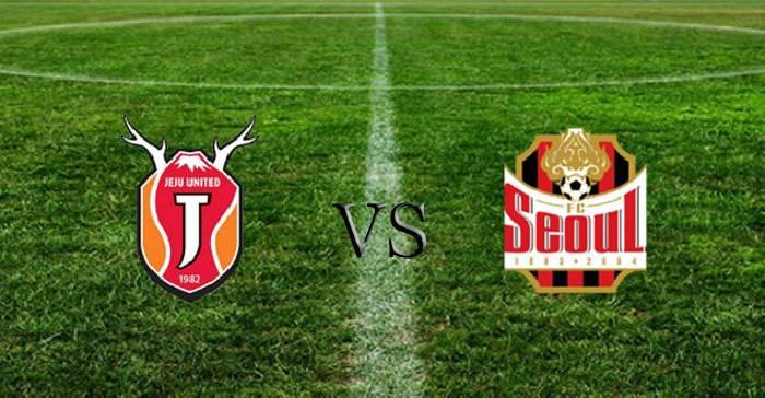 Link xem trực tiếp FC Seoul vs Jeju United, 17h30 ngày 20/07