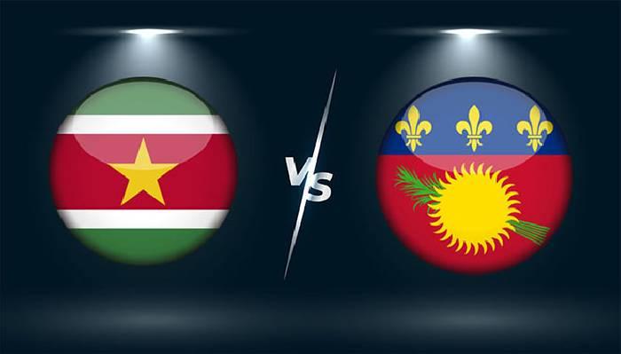 Link xem trực tiếp Suriname vs Guadeloupe, 06h00 ngày 21/07