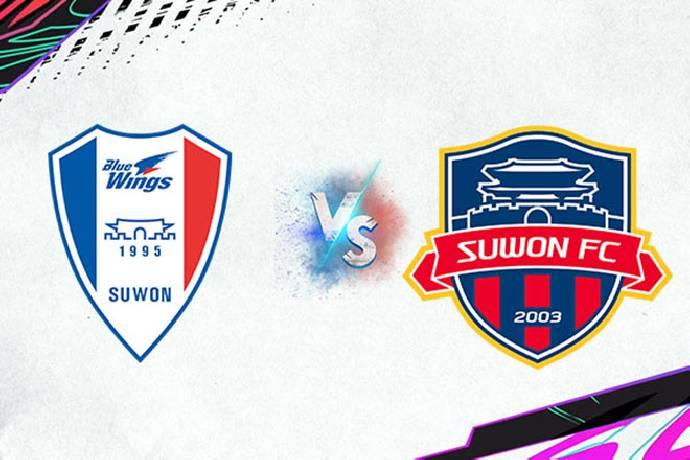 Link xem trực tiếp Suwon Samsung Bluewings vs Suwon City, 17h30 ngày 20/07
