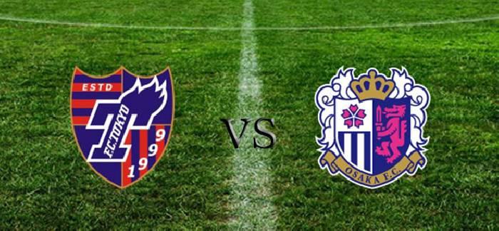 Link xem trực tiếp Cerezo Osaka vs FC Tokyo, 17h00 ngày 21/07