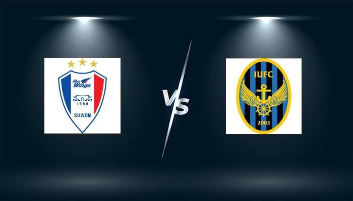 Link xem trực tiếp Suwon Bluewings vs Incheon United hôm nay 17h30