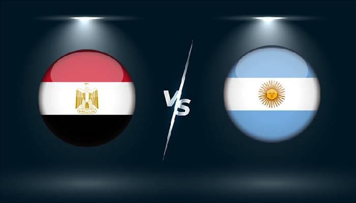 Link xem trực tiếp U23 Ai Cập vs U23 Argentina hôm nay 14h30