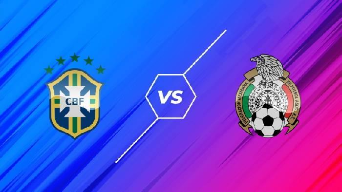 Tỷ lệ kèo nhà cái trận U23 Mexico vs U23 Brazil hôm nay lúc 15h00