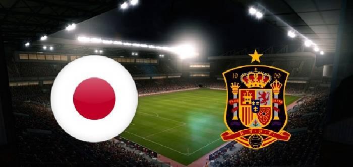 Tỷ lệ kèo nhà cái trận U23 Nhật Bản vs U23 Tây Ban Nha hôm nay