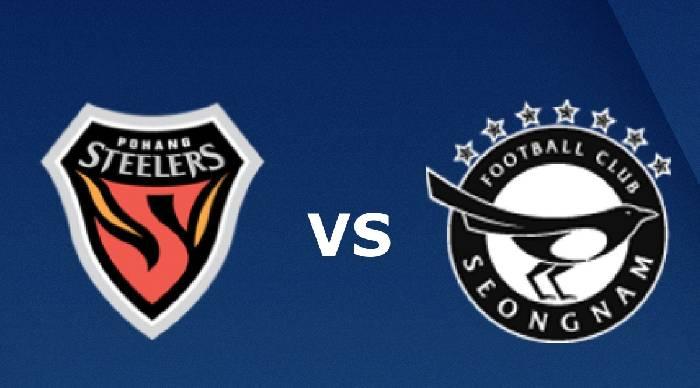 Link xem trực tiếp Pohang Steelers vs Seongnam Ilhwa hôm nay lúc 17h30