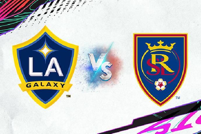 Link xem trực tiếp LA Galaxy vs Real Salt Lake hôm nay 05/08
