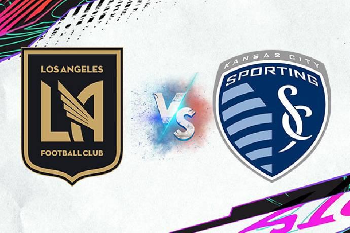 Link xem trực tiếp Los Angeles FC vs Sporting Kansas hôm nay 05/08