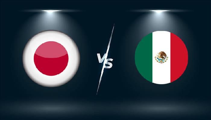Link xem trực tiếp U23 Nhật Bản vs U23 Mexico hôm nay lúc 16h00