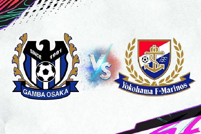 Xem trực tiếp bóng đá nhật bản, Gamba Osaka vs Yokohama Marinos