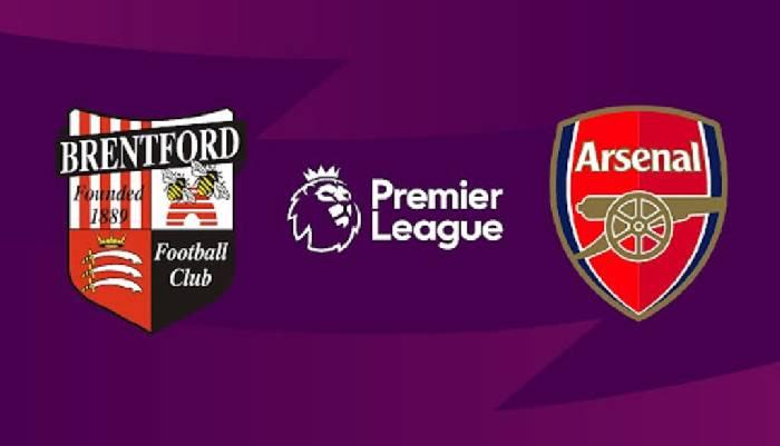 Link xem trực tiếp bóng đá Brentford vs Arsenal hôm nay lúc 02h00