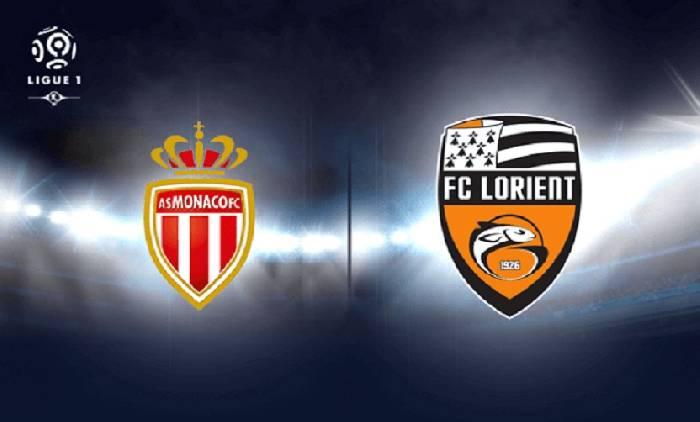Link xem trực tiếp bóng đá Lorient vs Monaco hôm nay lúc 02h00
