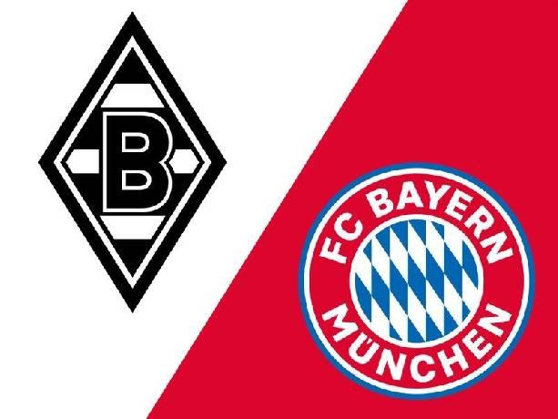 Link xem trực tiếp bóng đá Monchengladbach vs Bayern Munich hôm nay