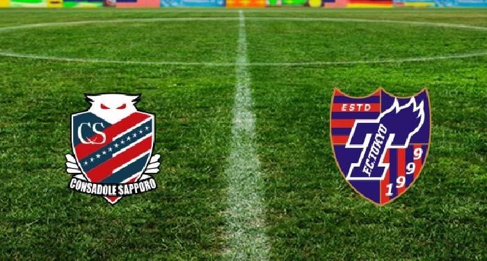 Link xem trực tiếp Consadole Sapporo vs FC Tokyo hôm nay 12h00