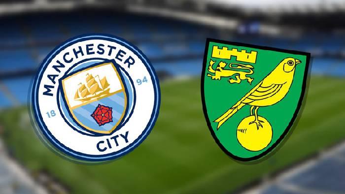 Link xem trực tiếp Man City vs Norwich hôm nay lúc 21h00