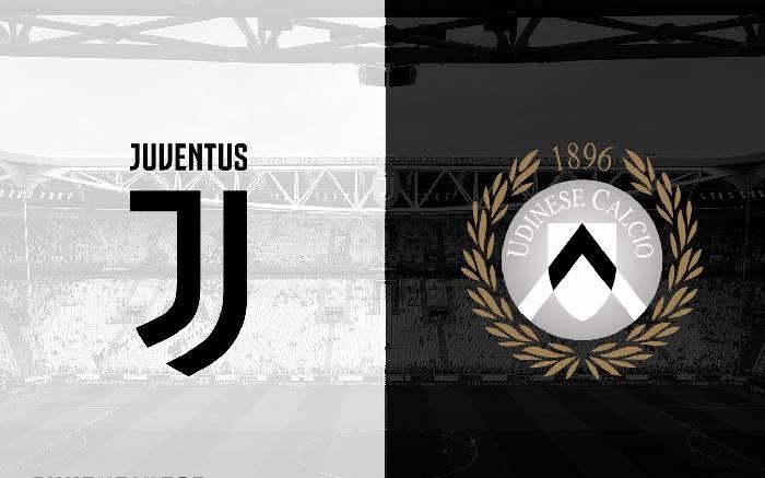 Link xem trực tiếp Udinese vs Juventus hôm nay 23h30 ngày 22/08