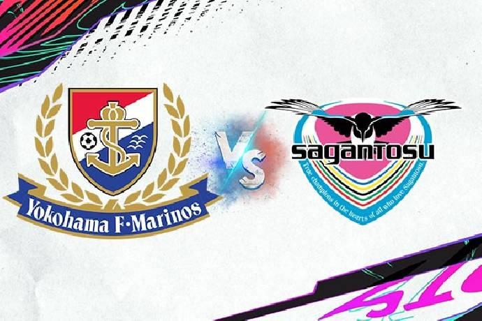 Xem trực tiếp bóng đá Sagan Tosu vs Yokohama Marinos hôm nay