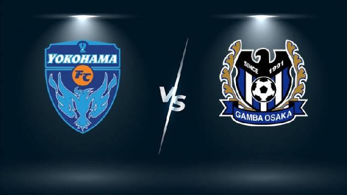 Xem trực tiếp bóng đá Yokohama FC vs Gamba Osaka hôm nay