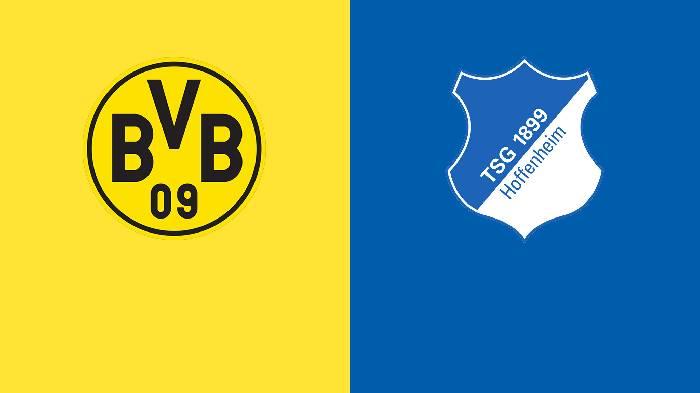 Link xem trực tiếp Dortmund vs Hoffenheim hôm nay lúc 01h30