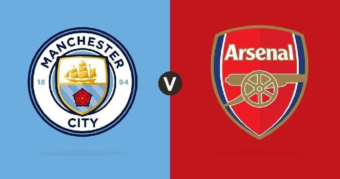 Soi kèo Man City vs Arsenal, nhận định bóng đá Anh hôm nay 18h30