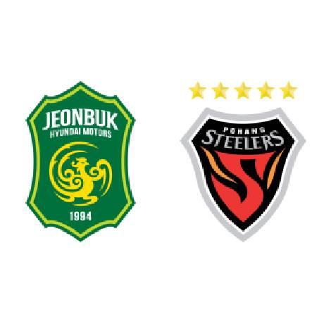 Link xem trực tiếp Jeonbuk vs Pohang hôm nay lúc 17h00 ngày 01/09