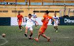 Lịch thi đấu bán kết giải bóng đá sân 7 Hà Nội (28/01/2018)