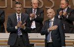 Chủ tịch FIFA đích thân sang Việt Nam chúc mừng đội tuyển U23