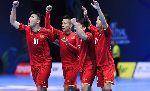 Lịch thi đấu bóng đá futsal châu Á hôm nay 8/2: Việt Nam vs Uzbekistan