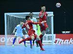 Bán kết futsal châu Á 2018 gọi tên Việt Nam?