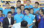 Các cầu thủ U23 Việt Nam không được miễn thuế thu nhập cá nhân từ tiền thưởng