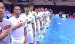 ĐT Futsal Việt Nam hưởng lợi lớn nhờ đứng trên futsal Thái Lan ở giải châu Á 2018