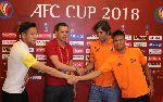 Kết quả SLNA 0-0 Persija, 15h30 ngày 6/3, vòng bảng AFC Cup 2018