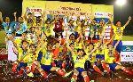 Lên ngôi vô địch, Đồng Tháp thống trị các danh hiệu cá nhân VCK U19 Quốc gia 2018