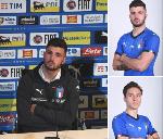 Danh sách tuyển thủ Italia đá giao hữu quốc tế vs Argentina ngày 24/3