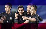 Đội hình dự kiến Thái Lan đấu Gabon ở bán kết King's Cup 2018
