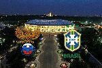 Lịch phát sóng trực tiếp giao hữu quốc tế hôm nay (23/3): Nga vs Brazil