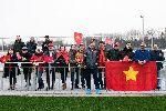 ĐT nữ Việt Nam hủy diệt đội bóng nữ của Đức với tỷ số không tưởng