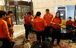 Có mặt tại Jordan, ĐT nữ Việt Nam sẵn sàng chinh phục vé dự World Cup