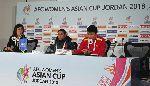 Lỡ hẹn World Cup, tuyển nữ Việt Nam quyết vô địch AFF Cup 2018