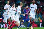 Xem bóng đá trực tuyến Barca vs Sevilla, 02h30 ngày 22/4