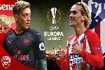 Atletico Madrid – Arsenal: Atletico mất thêm người trước đại chiến