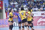 Trực tiếp bóng chuyền Cúp VTV Bình Điền 2018 hôm nay 17/5: Ngân hàng Công Thương vs Almaty (Kazakhstan)