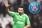 Hé lộ mức lương 'trên trời' PSG đưa ra khiến Buffon không thể từ chối