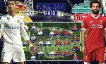Thông tin trước trận chung kết C1: Real Madrid vs Liverpool