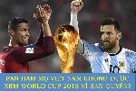 Giá bản quyền World Cup 2018 đắt đỏ: Những nước 'bỏ cuộc' không xem