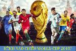 Kênh nào chiếu World Cup 2018?