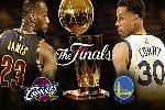 Xem trực tiếp Chung kết NBA 2018 ở đâu?