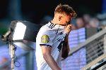 'Lord' Bendtner chấn thương nặng, nguy cơ lỡ World Cup 2018