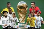 Lộ lịch phát sóng, K+ sẽ chiếu World Cup 2018?