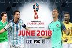 Việt Nam đã có bản quyền World Cup 2018?